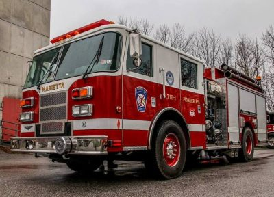 Marietta Pioneer Fire Company: A Burning Need