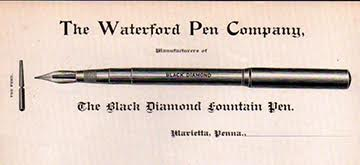 The Waterford Pen Company