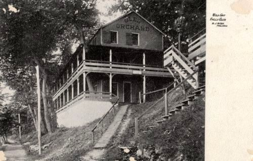 Wild Cat Falls Club Glen Orchard in Marietta PA Pre 1908