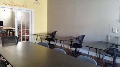 Shared Office Space Rental in the Heart of Marietta Provides Flexible Options for Professional and Personal Use