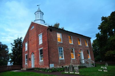 The Union Meeting House:  A Piece of History