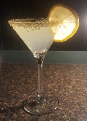 The Lemondrop Martini