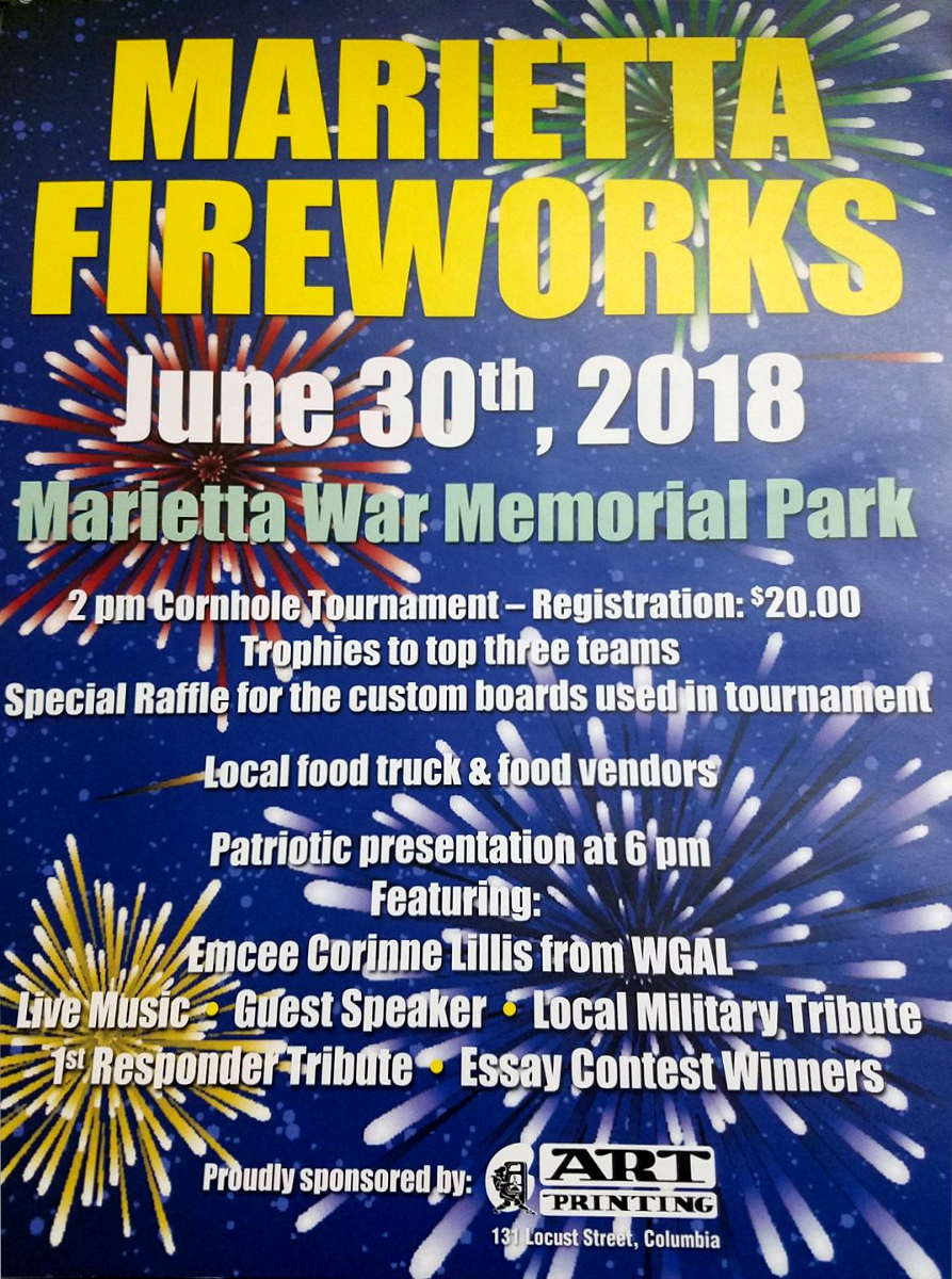 Fireworks Return with a Bang! – The Marietta Traveler