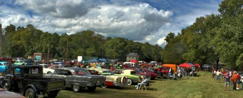 Fourteenth Annual Pig Iron Fest and Car Show Happening on September 30th