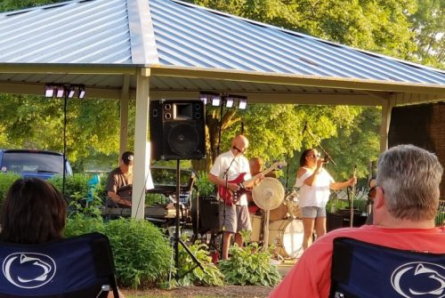 2019 East Donegal Township Music in the Parks Kicks Off Its 23rd season on June 2nd