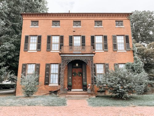 Holiday Spirit & Historic Charm Come to Life at the Marietta Candlelight Tour of Homes