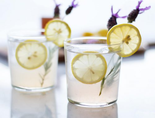 Drink Recipe: The Lavender Mule