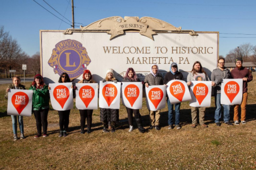 Putting Marietta On the Map: This Place Matters!