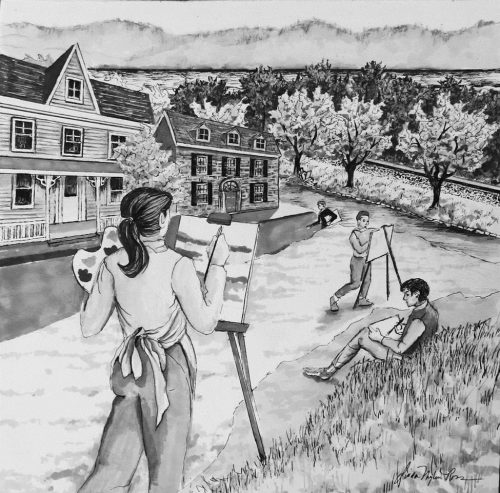 River Towns Plein Air to Be Launched in April